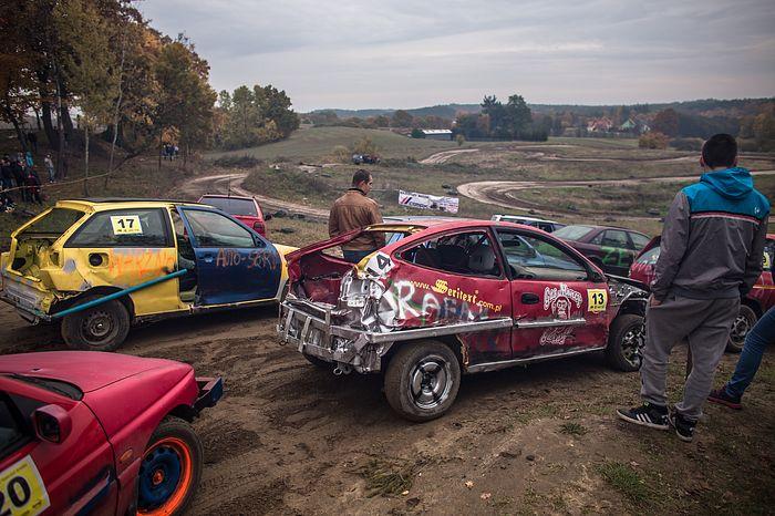 """Wrak Race """"Ostatni Dech"""" 2015   fot. Daniel Frymark www.danielfrymark.com"""